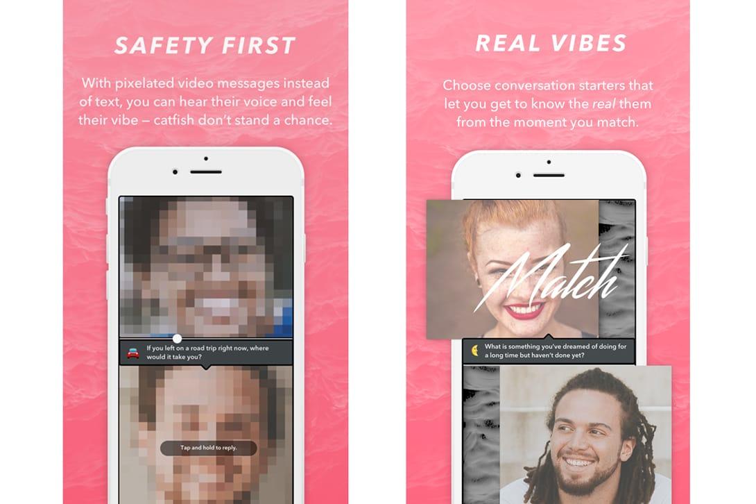 Nieuwe dating app Bumble