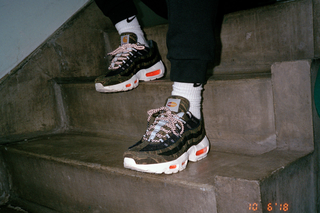 Where To Buy Carhartt Wip Nike Sneaker Collection Hypebae
