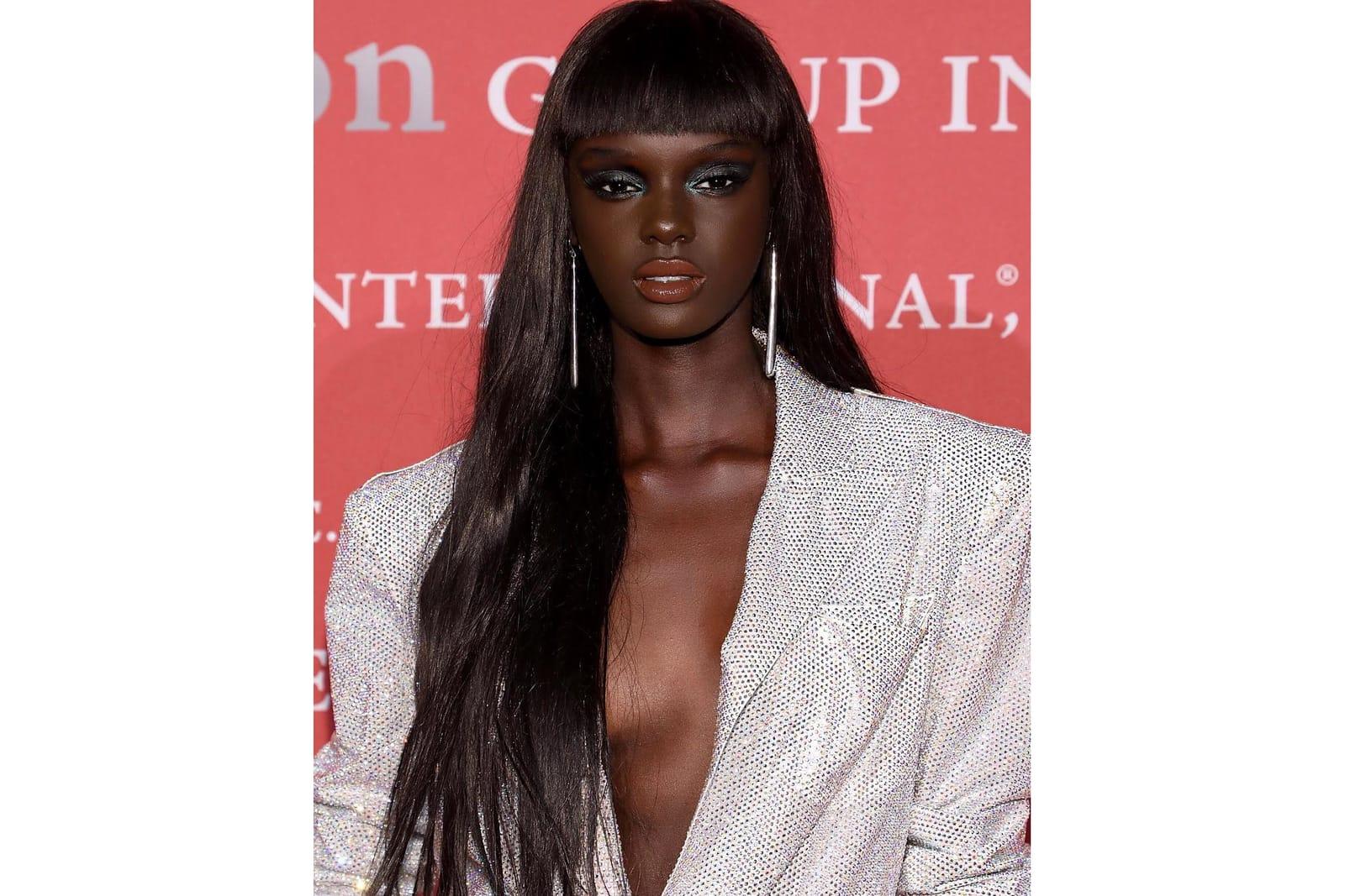 8 Celebrity Hairstyle Looks to Try This Season Haircut Fall Winter Style Hailey Baldwin Hair Lana Condor Duckie Thot Billie Eilish Lucy Hale Amandla Stenberg