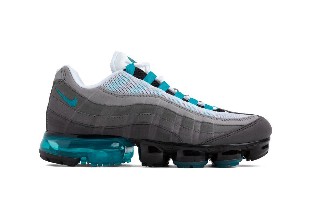 Nike Air VaporMax 95 Black Neo Turquoise