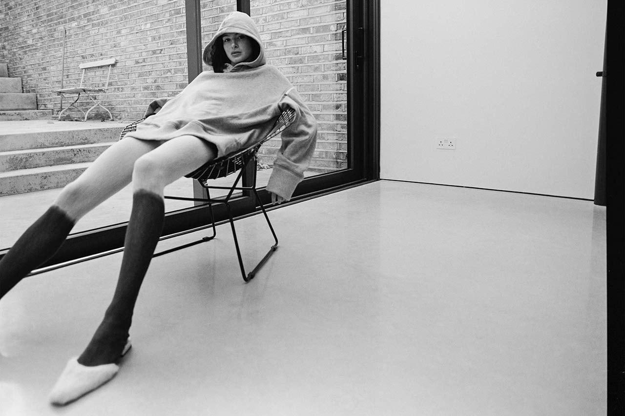 RUE-L Women's Streetwear Brand London Interview Celine Kreis Suman Gurung