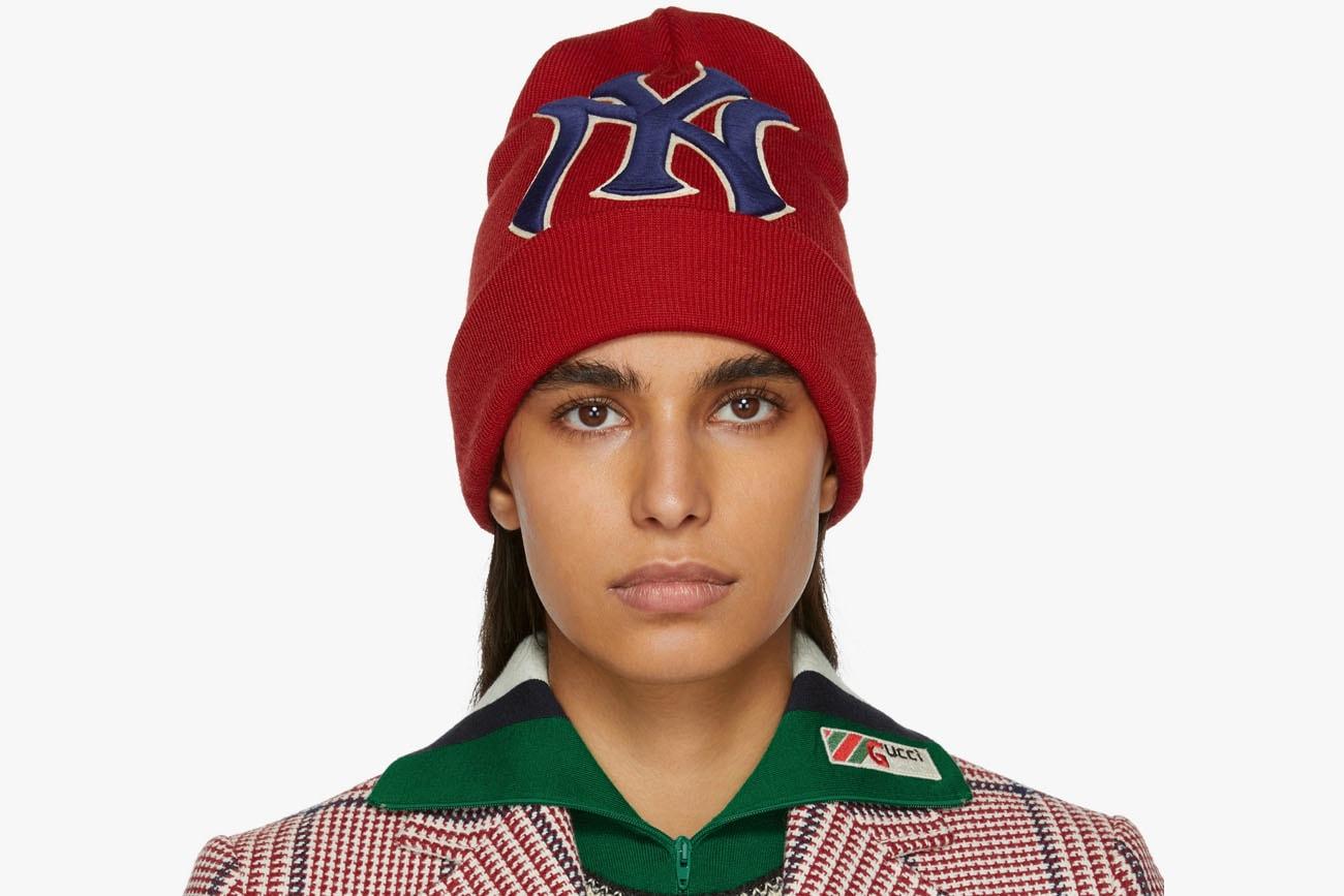 28aca7711a8 Designer Beanie Hat Fall Winter Gucci Balenciaga Ader Error Gosha  Rubchinskiy