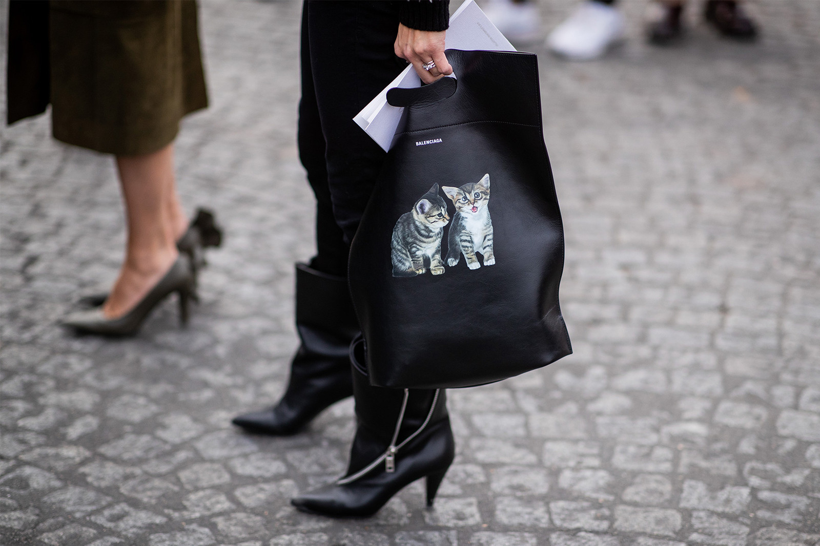 cats trend luxury fashion louis vuitton gucci grace coddington karl lagerfeld choupette tom ford