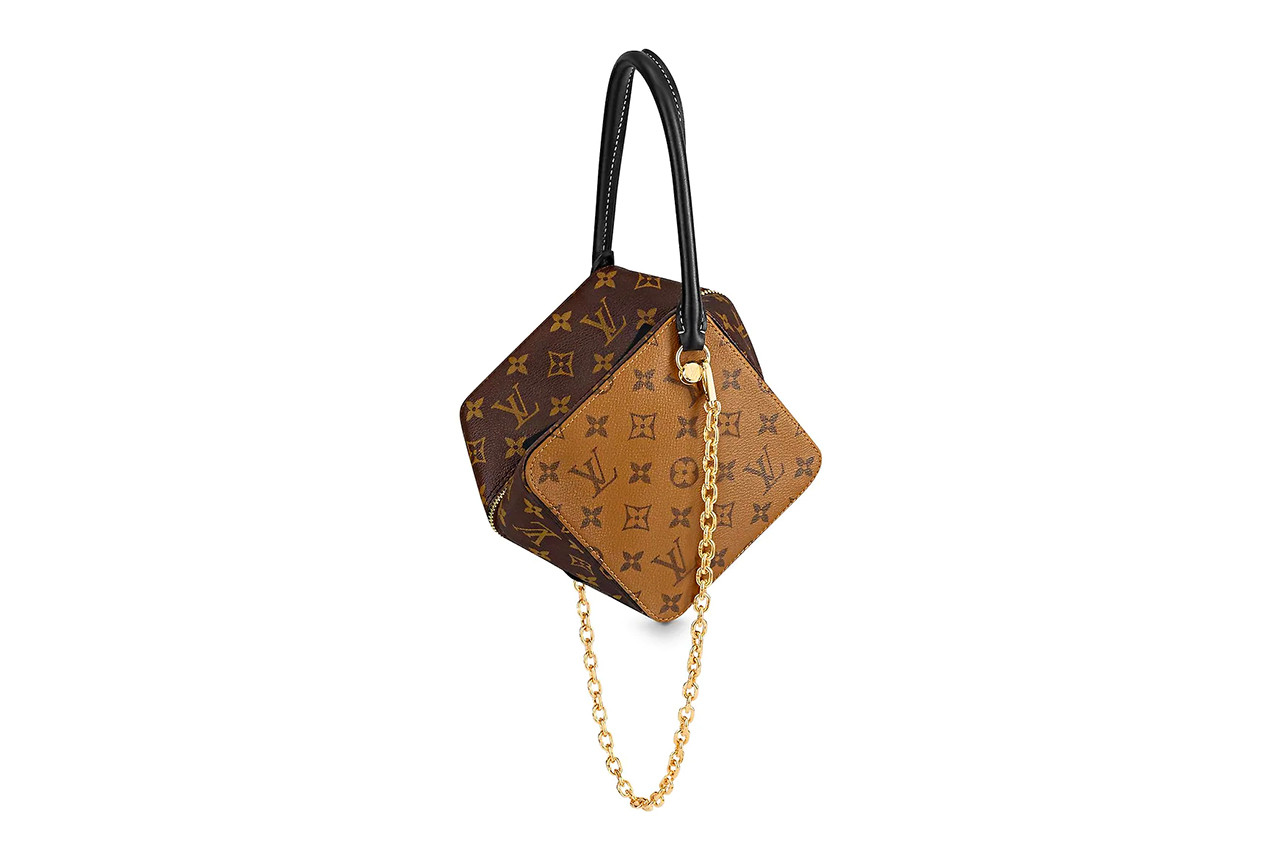Louis Vuitton Monogram Brown Leather Handbag Designer Bag Trend 2019 Luxury Editorial