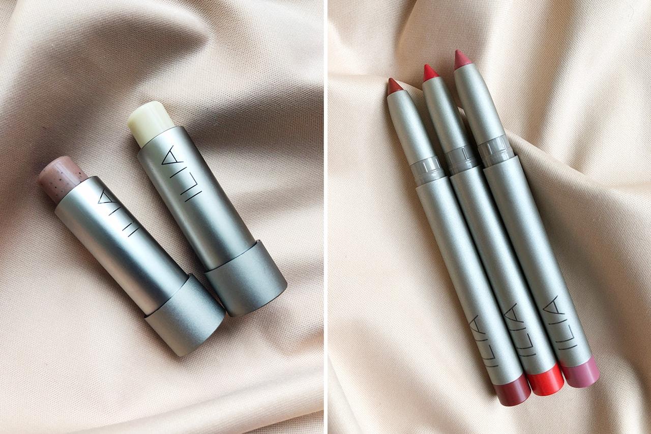 ILIA Beauty Makeup Skincare Clean Natural Lipsticks Lip Crayon Foundation Serum Highlighter Multi Stick Setting Powder