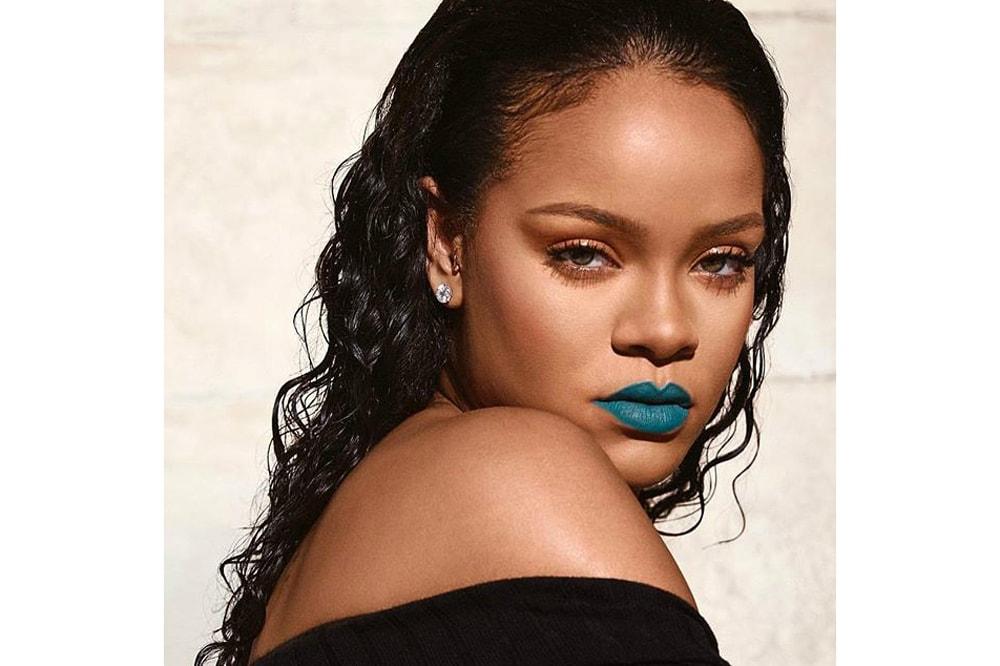 Rihanna Fenty Beauty Mattemoiselle Plush Matte Lipstick Tiger Tini
