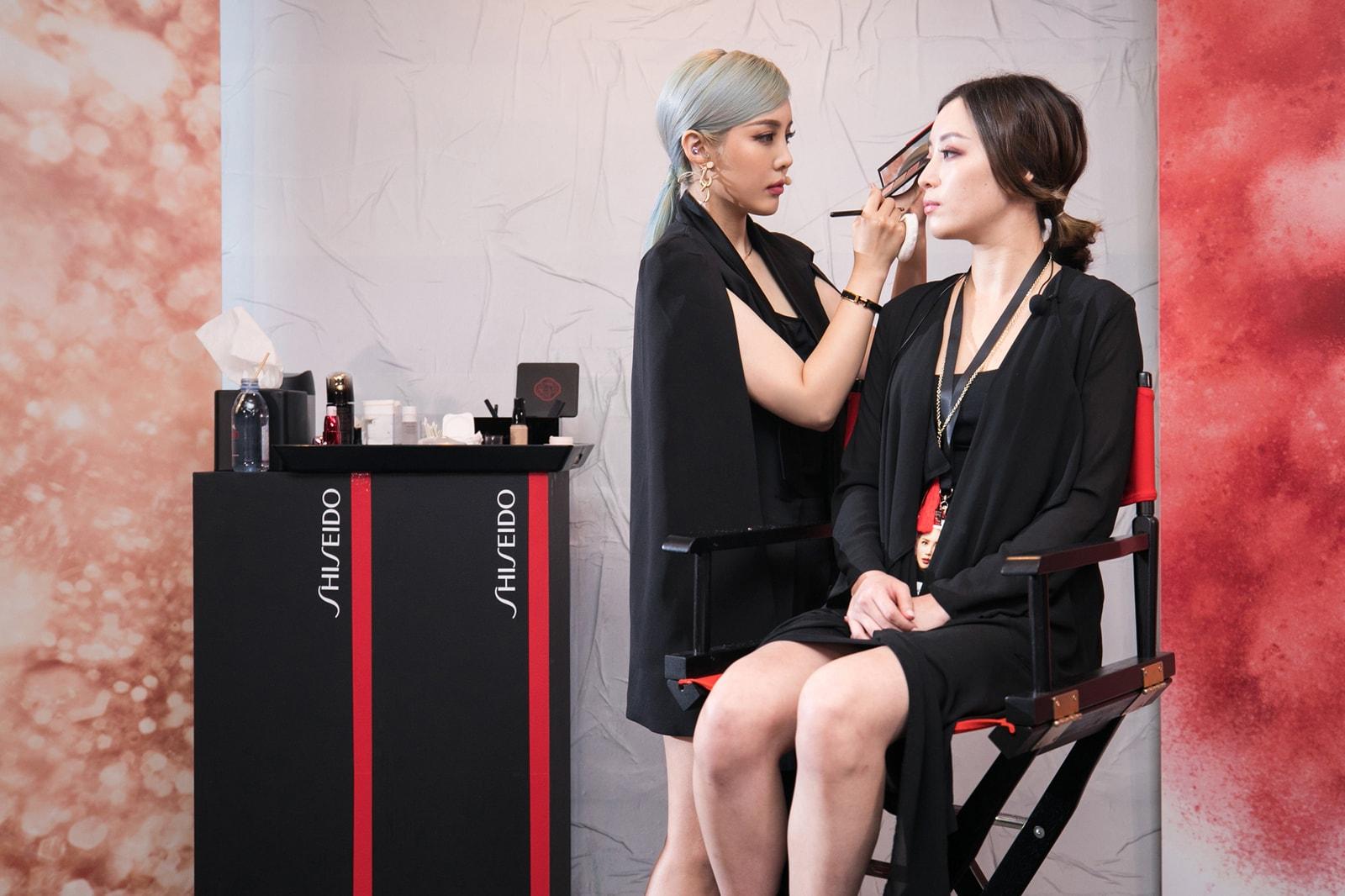 PONY Makeup Artist Shiseido