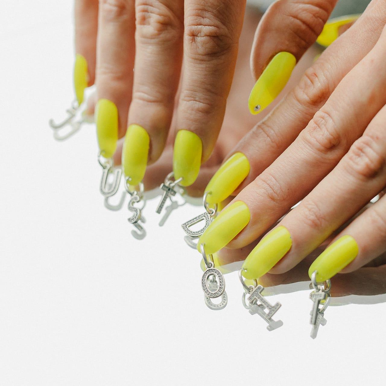 Jessica Washick Nike Af1 Designer Nail Artist Hypebae