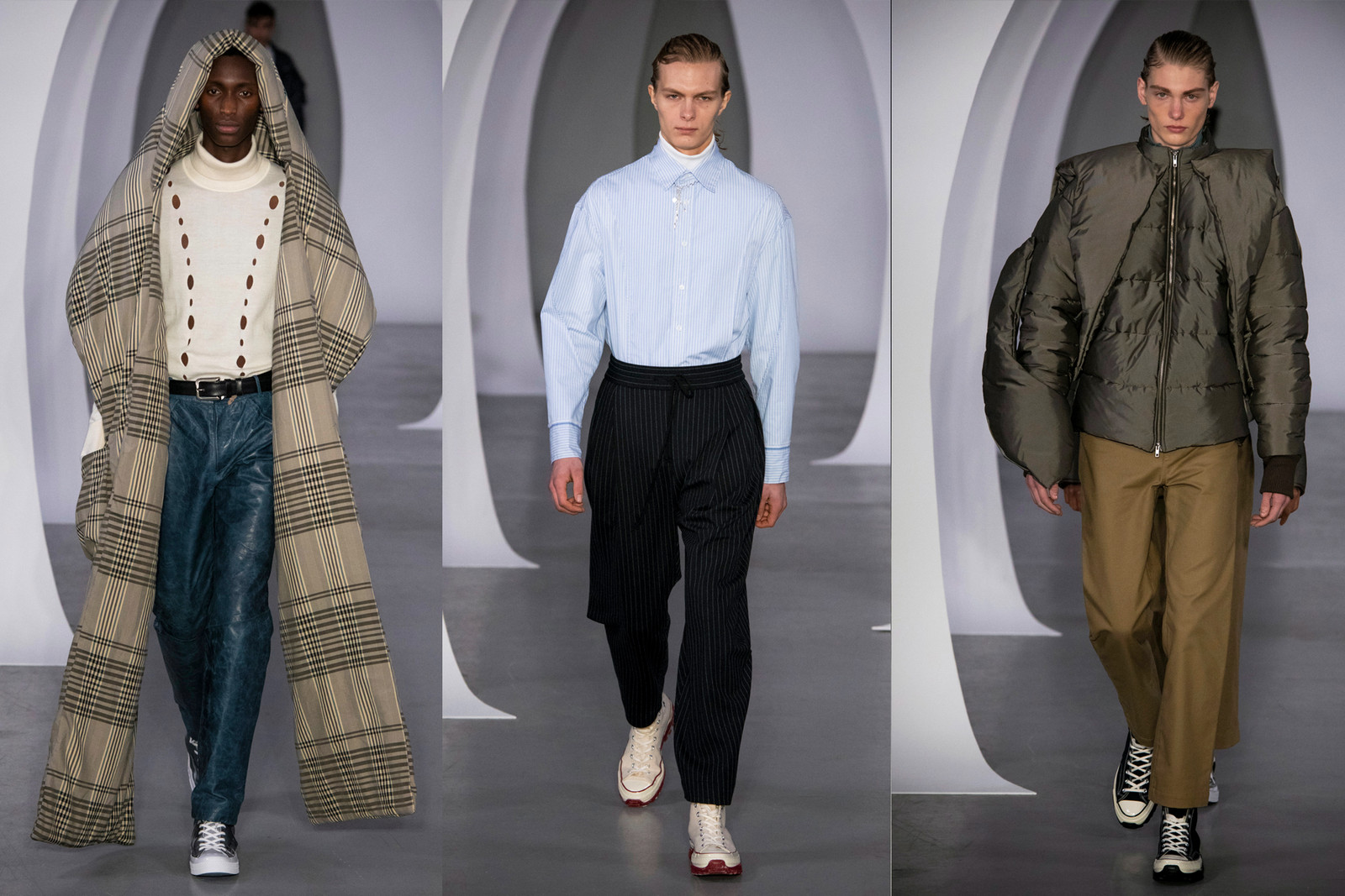 London Fashion Week Men S Fall Winter 2019 Recap Hypebae