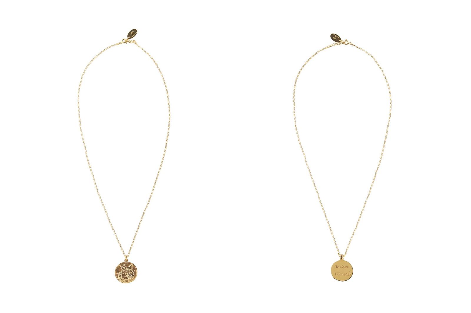 nalin studios maison kitsune jewelry collab unisex yuni ahn
