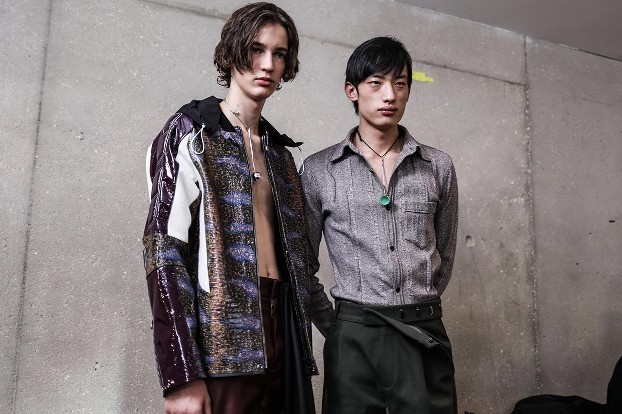 Best Shows from Paris Fashion Week Mens' FW19 Acne Studios Dries Van Noten Louis Vuitton VIrgil Abloh Off-White Vetements