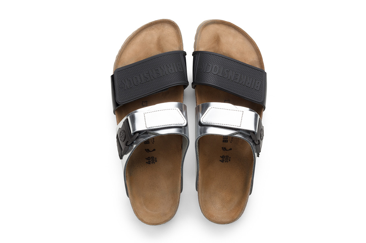 Rick Owens Birkenstock Season 2 Collaboration Sandals Spring Summer 2019