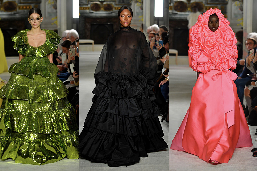 Haute Couture Week Spring/Summer 2019 Best Shows Chanel Dior Givenchy Maison Margiela Karl Lagerfeld Maria Grazia Chiuri Clare Waight Keller John Galliano
