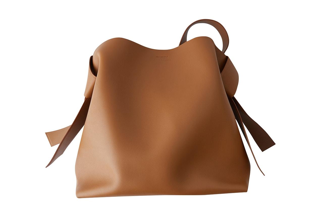 Acne Studios SS19 Spring Summer 2019 Musubi Baker Bags Handbags