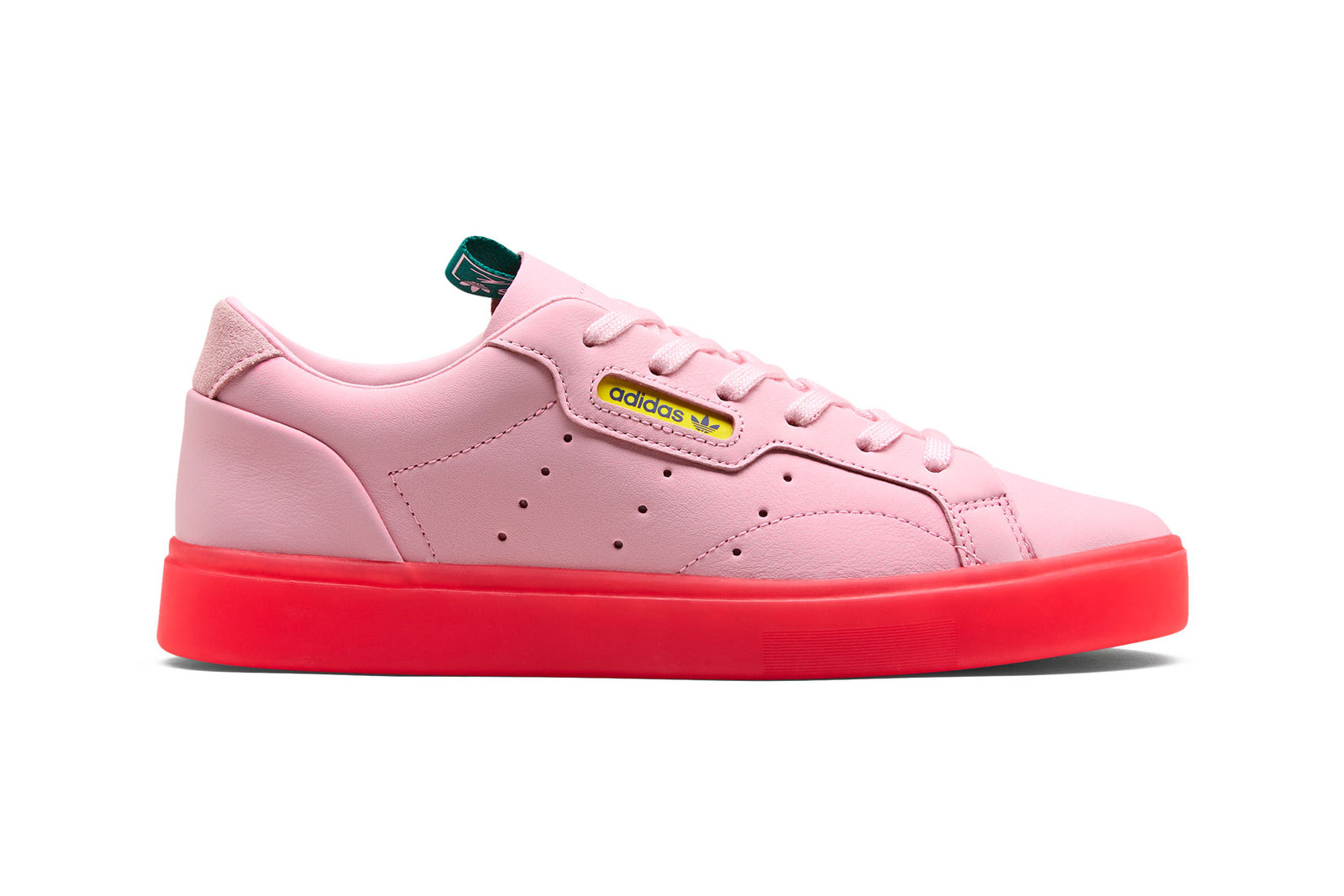 c451ccf27f79 adidas Originals Sleek Pink Red Yellow Pastel Blue