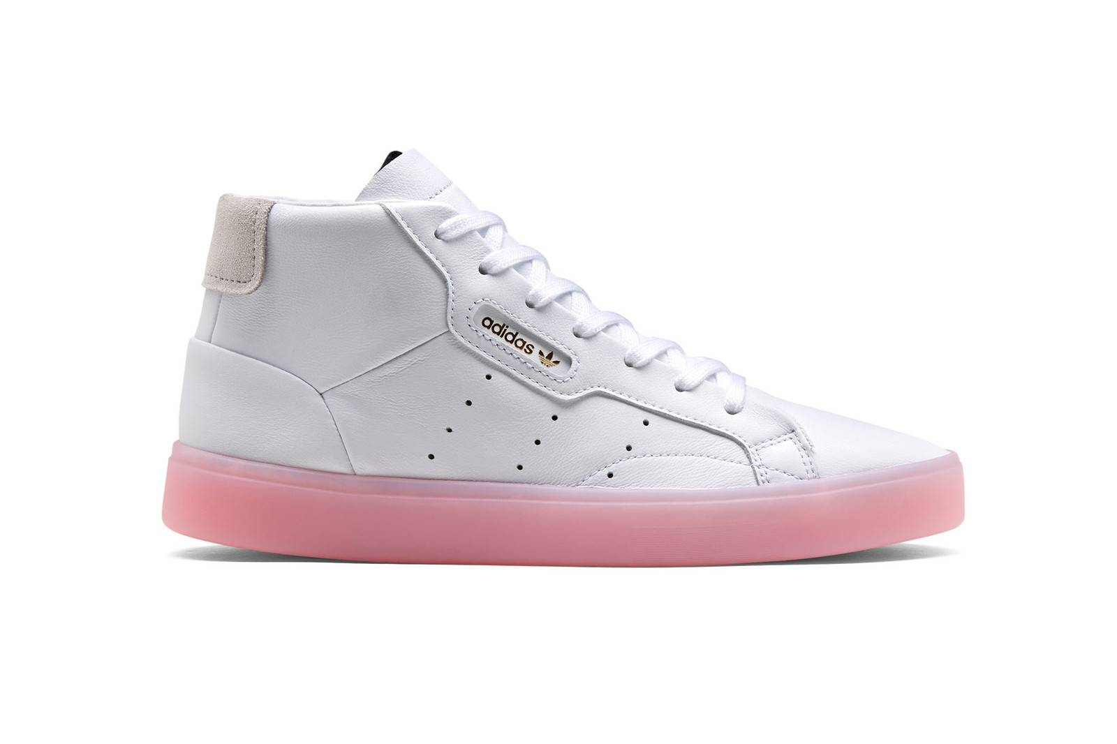 online store 28064 66428 adidas Originals Sleek Pink Red Yellow Pastel Blue