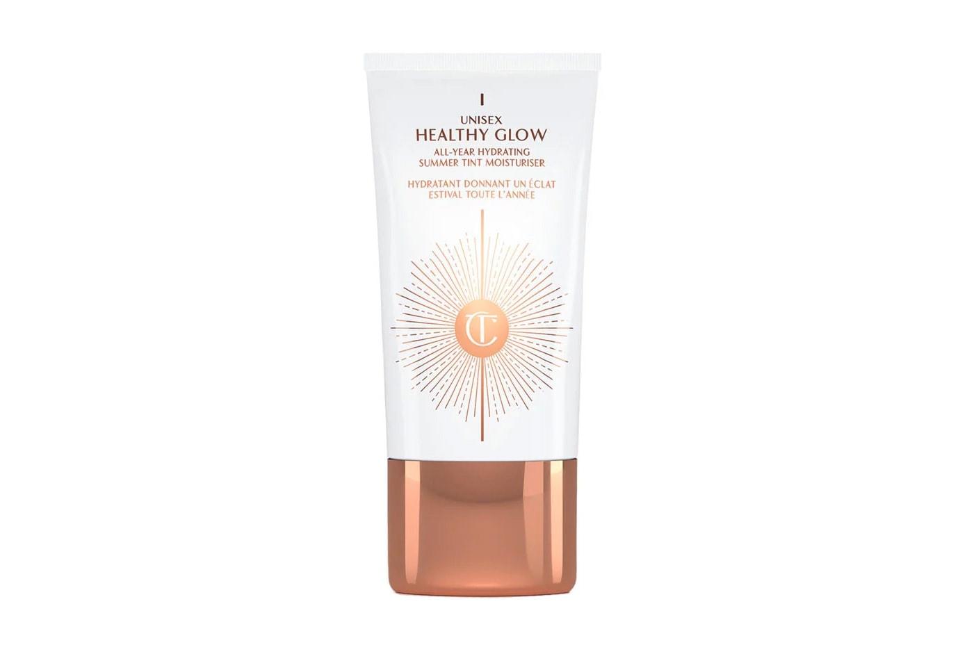 best tinted moisturizers makeup skincare laura mercier chantecaille nars waso shiseido benefit charlotte tilbury