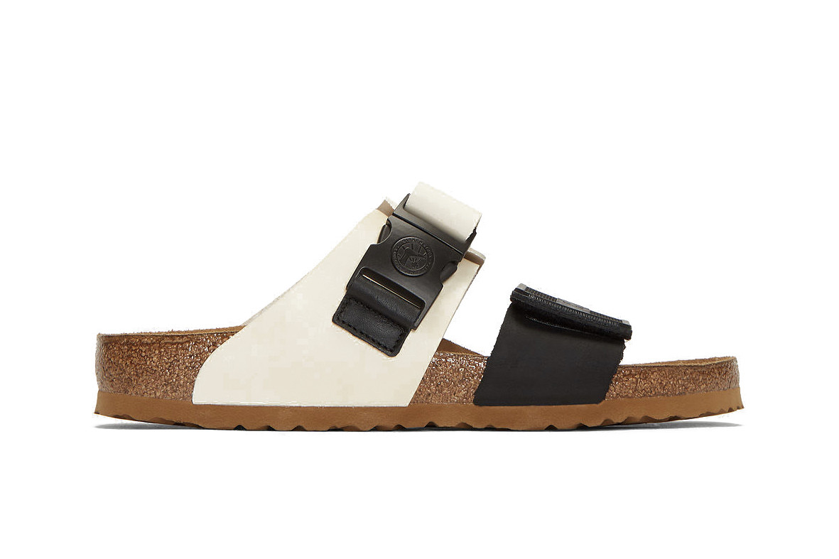 Birkenstock Sandals Rick Owens ASOS SSENSE Footwear Where To Buy Spring Fashion Comfortable Shoes Season Pink Black Silver