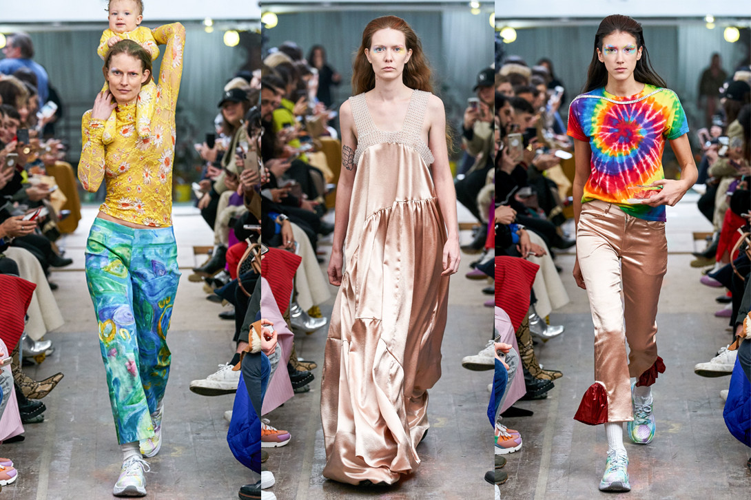 Top Emerging Designers New York Fashion Week Fw19 Hypebae
