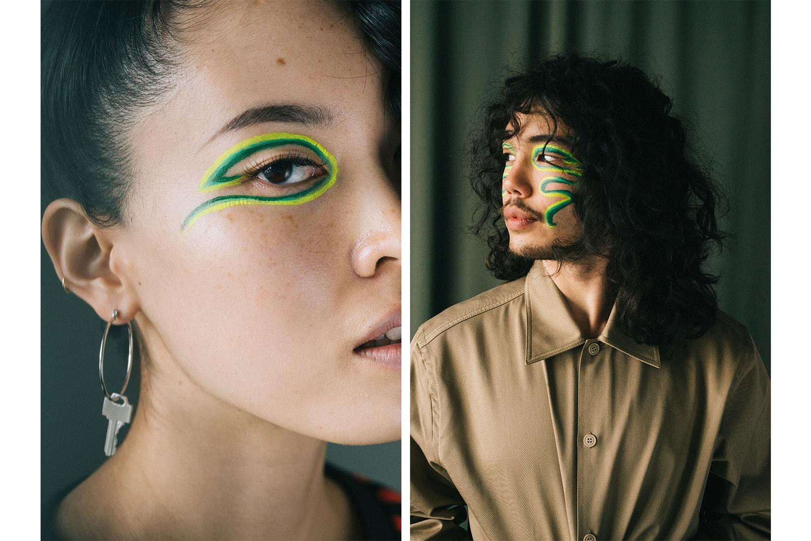 Lunar New Year 2019 Feng Shui Makeup Editorial Hypebae
