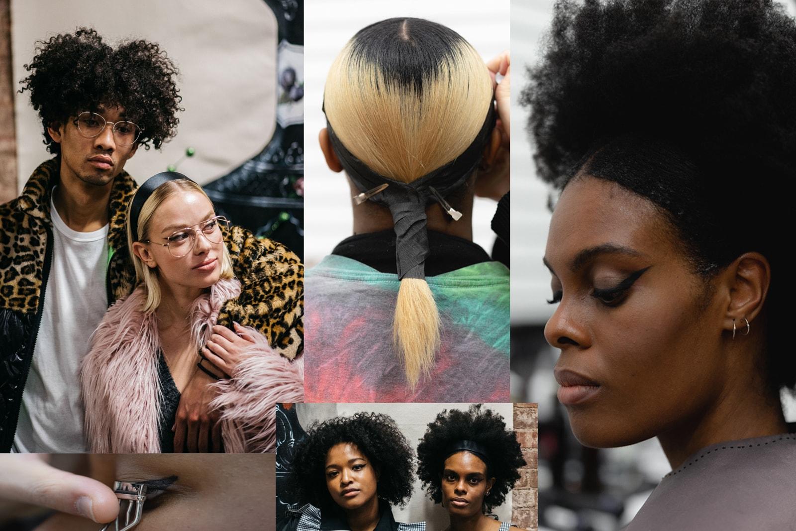 Chromat New York Fashion Week Fall Winter 2019 Bathing Suit Pink