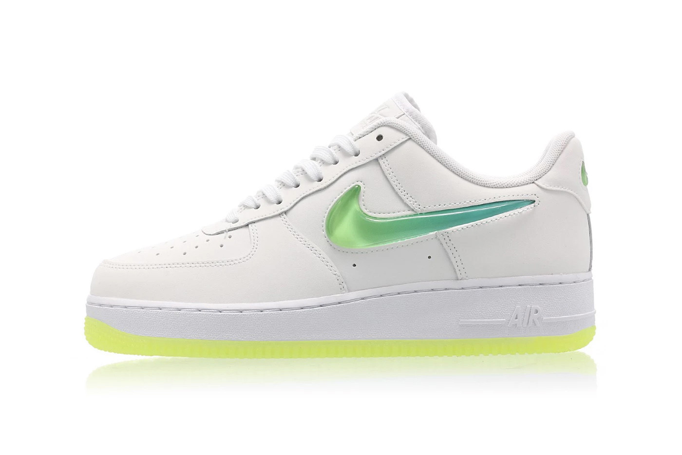 bd5ca8bb67a1 Nike Air Force 1 Best Spring Releases Sneaker Shoe Where To Buy Pink White  Yellow Green