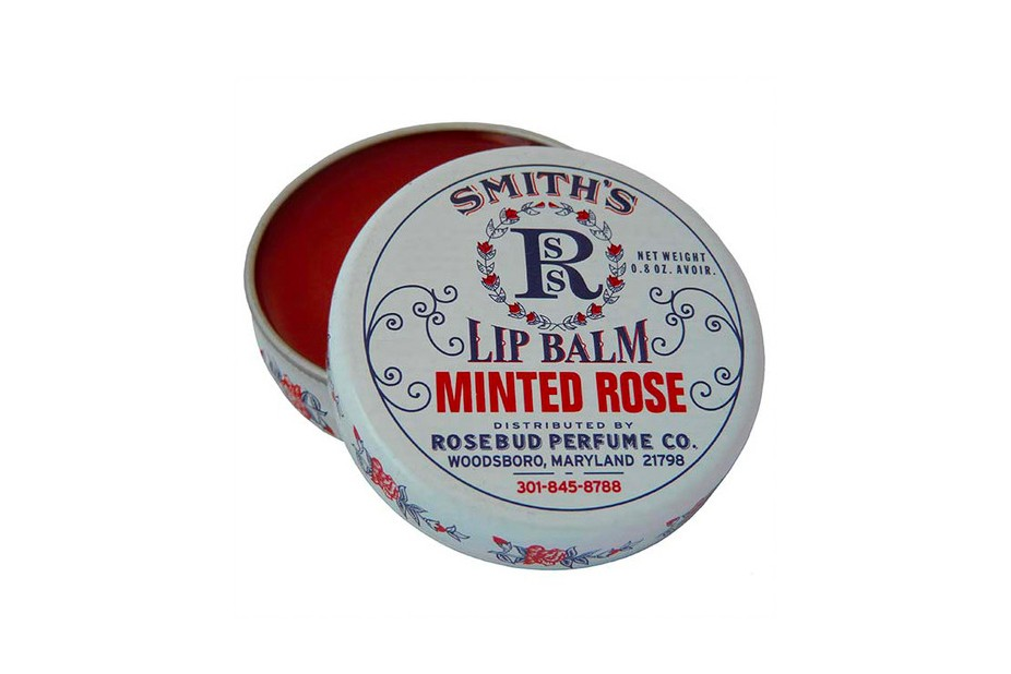 Lip Balms Glossier Balm Dotcom Too Faced Peach Kiehl's Smith's Rosebud Mint Strawberry Aesop Rosehip Seed Cream Scrunchie PVC Clear Tote Bag Skincare Beauty ILIA