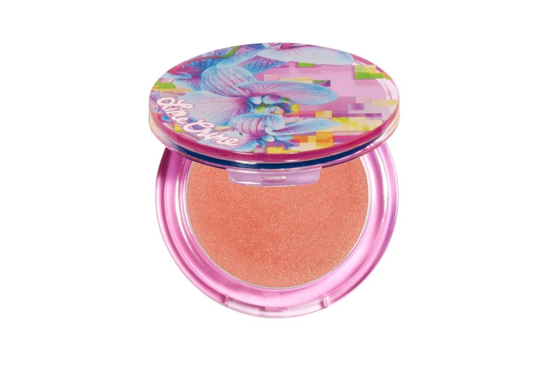 Lime Crime Spring 2019 Makeup Collection Softwear Blush Virtual Orchid Flowerai Megabyte