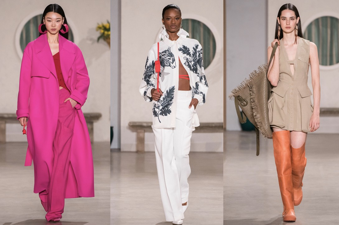 Paris Fashion Week Fall/Winter 2019 Best Shows PFW FW19 Rick Owens Dries Van Noten Maison Margiela Saint Laurent Loewe MArine Serre Jonathan Anderson Anthony Vaccarello