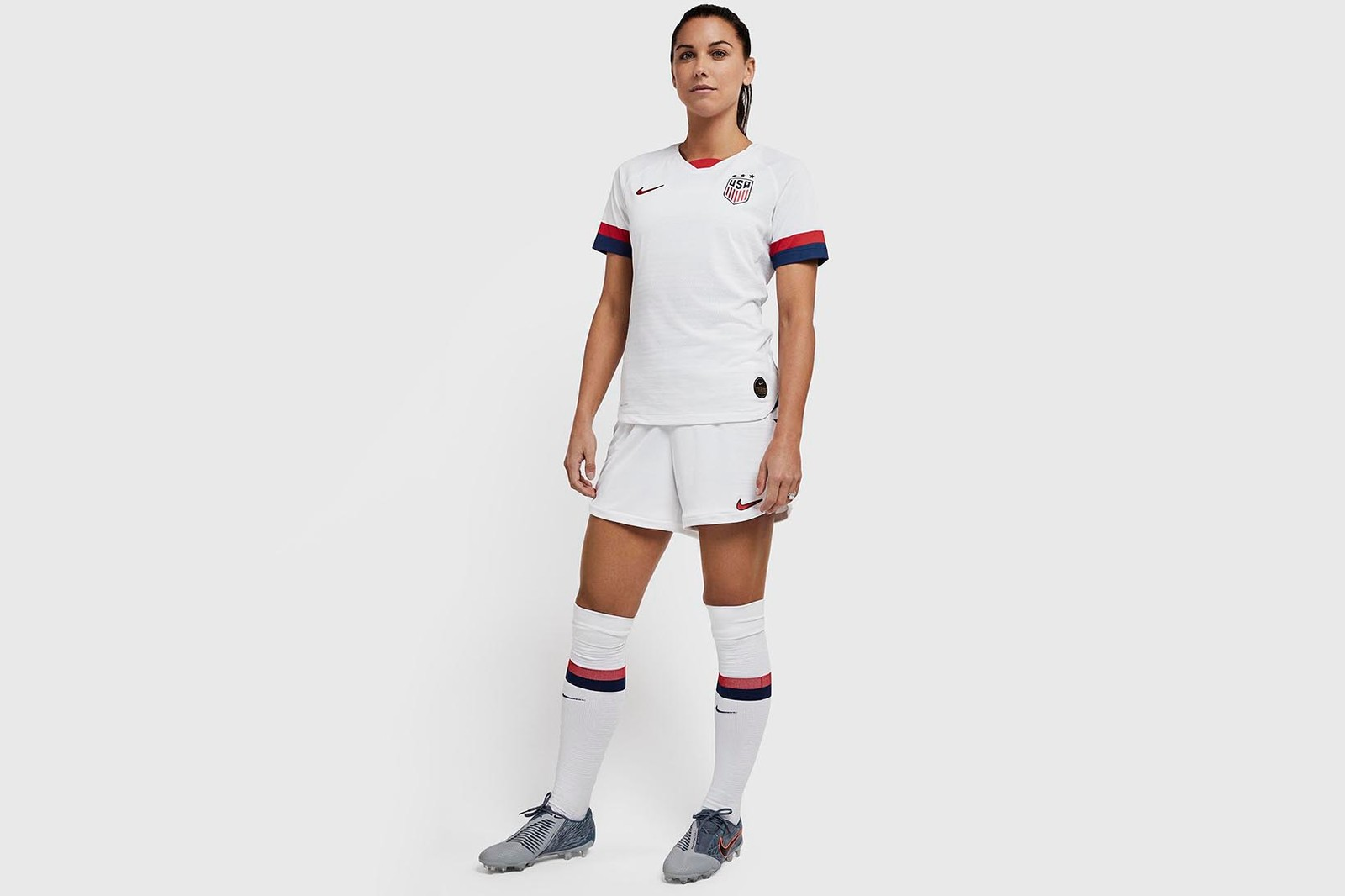 340dff56af7 Alex Morgan US Women's Soccer Football World Cup France 2019 Gender  Discrimination Lawsuit Interview Nike