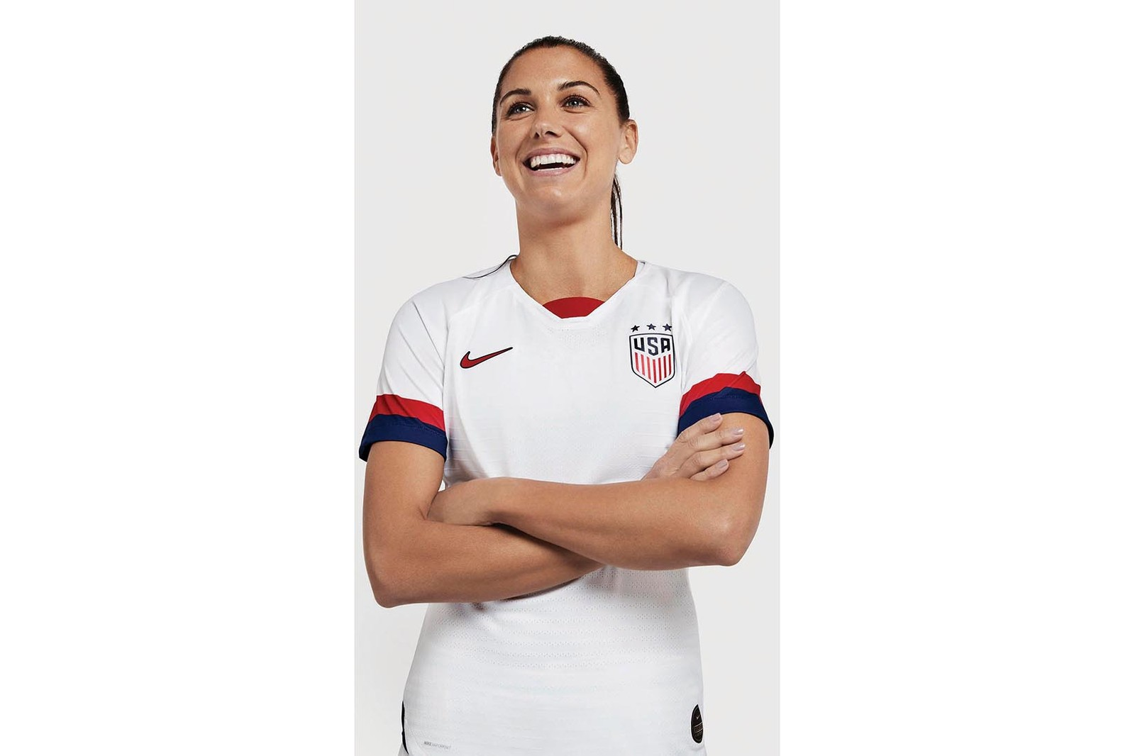 Alex Morgan US Women's Soccer Football World Cup France 2019 Gender Discrimination Lawsuit Interview Nike