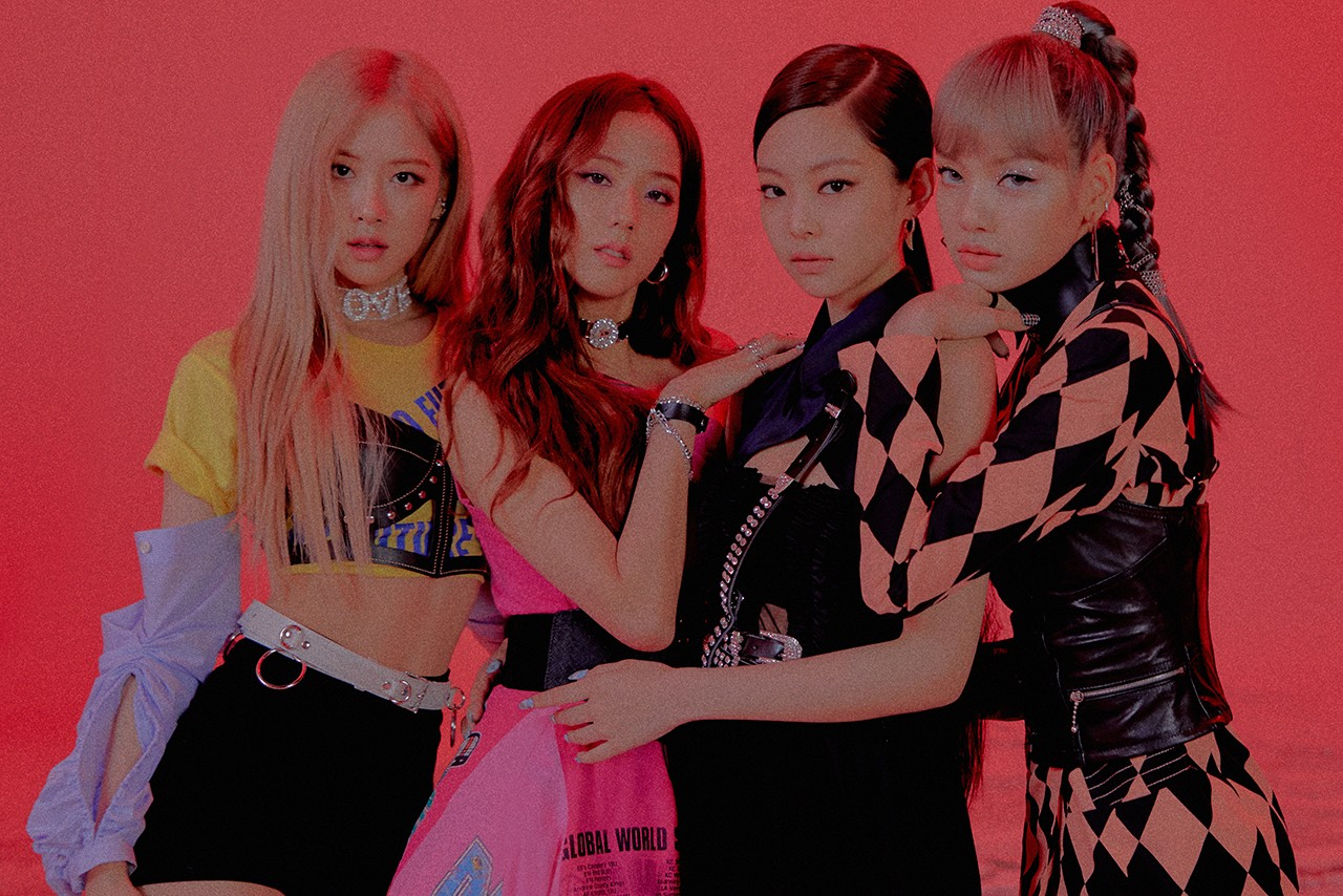 BLACKPINK Jennie Lisa Rose Jisoo Kill This Love Music Video Tactical Outfits Fashion Style