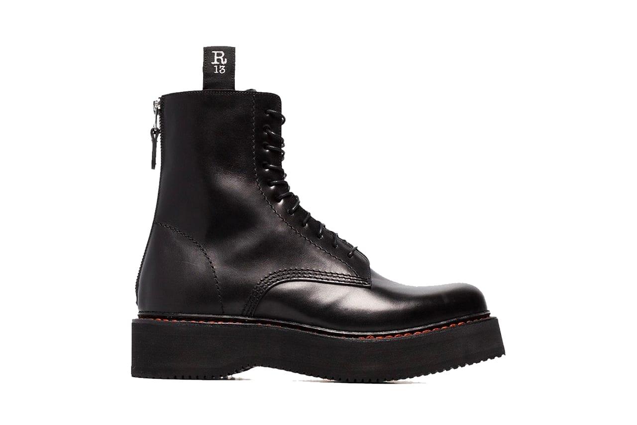 blackpink combat boots