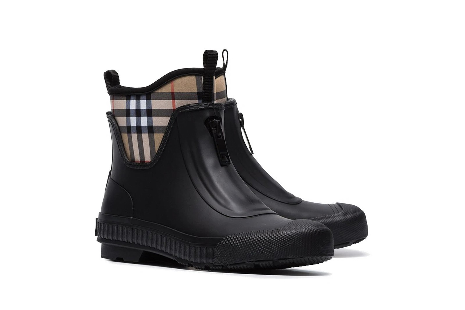 Festival Fashion Season Boots Coats Rain Balenciaga GANNI Burberry Marine Serre Rains Jacket Wellies