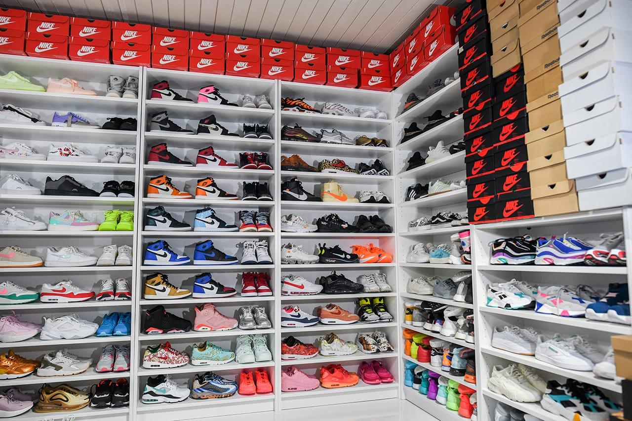 Norway Sneaker Collector Interview