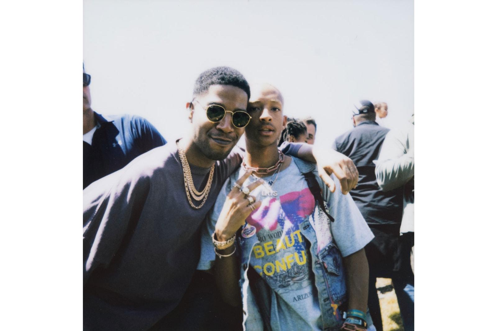 Kanye West Sunday Service Coachella 2019