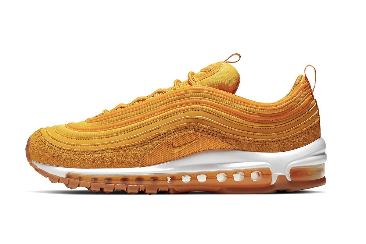 Nike Air Max 97 Best Spring Releases Sneaker Shoe Trainer Orange Pink White Floral