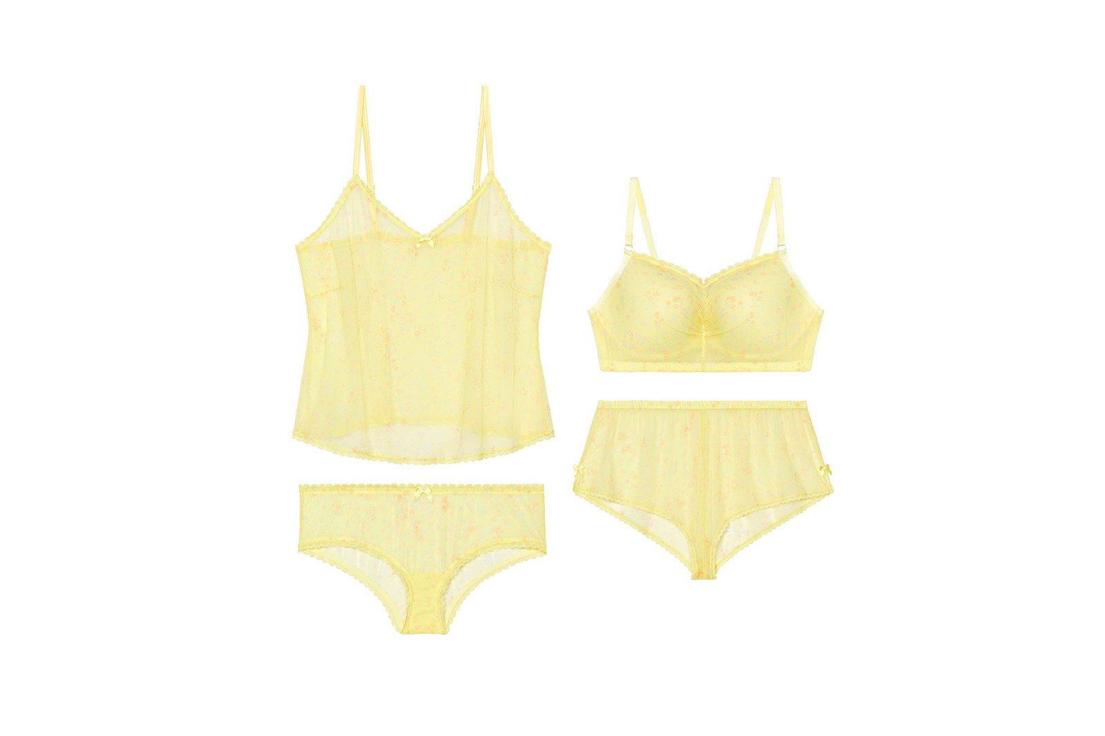 Rihanna Savage X Fenty April 2019 Underwear Bras