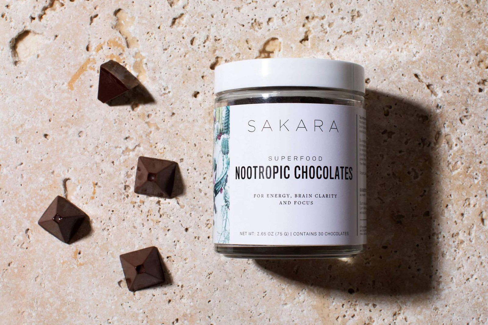 NOOTROPIC CHOCOLATES