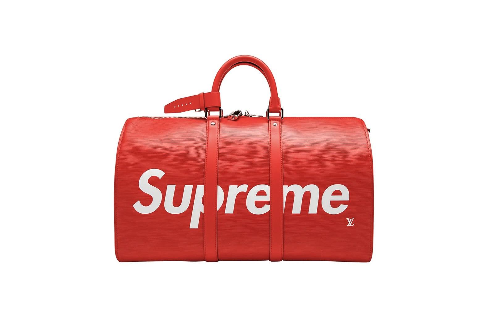 Where to Buy Supreme x Louis Vuitton Online Browns Collection Box Logo Monogram Hoodie Sneakers Holdall Logo Bag