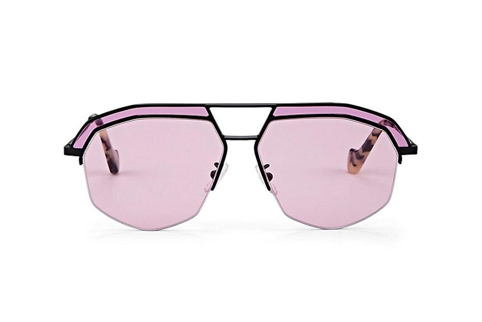 Copehagen Fashion Week Woman Sunglasses