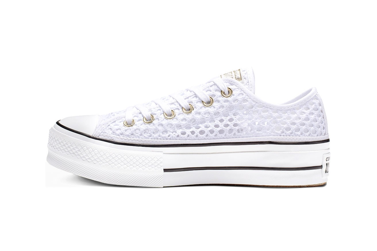 Converse Crochet Chuck Taylor All Star Low