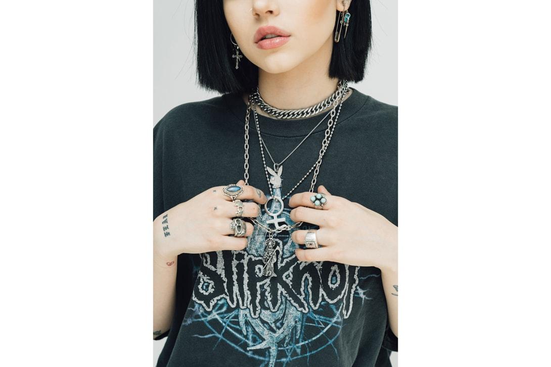 Maggie Lindemann T Shirt Grey
