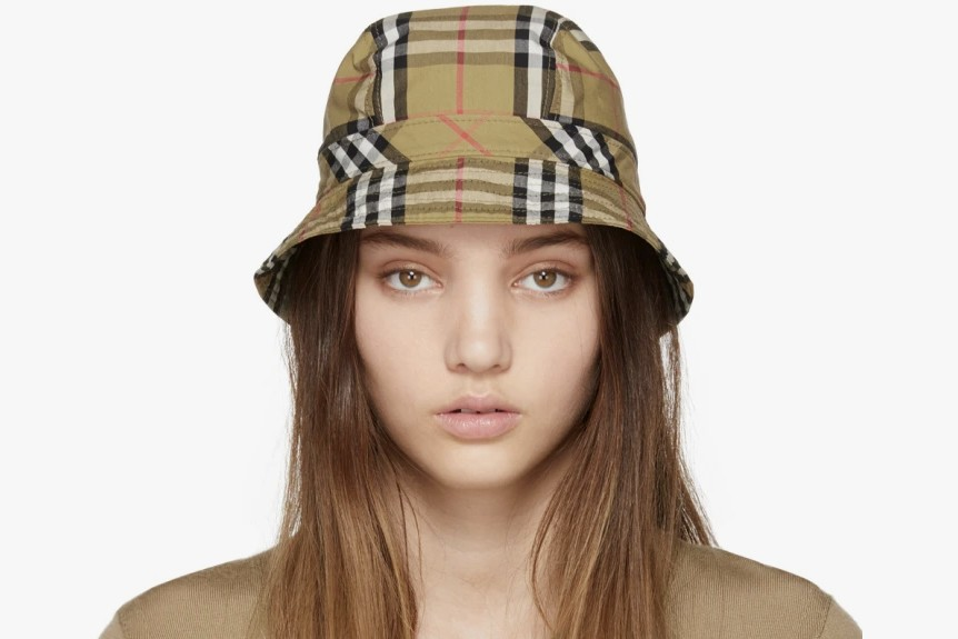 Best Hats for Summer 2019 GANNI Prada Marine Serre Burberry Miu Miu