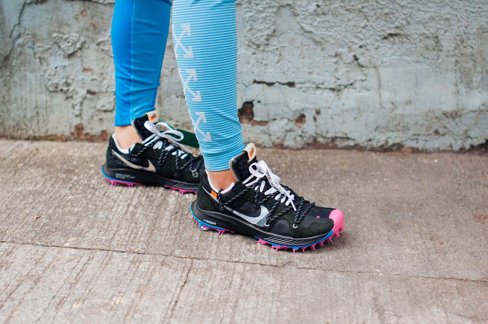 Off-White Nike Zoom Terra Kiger 5