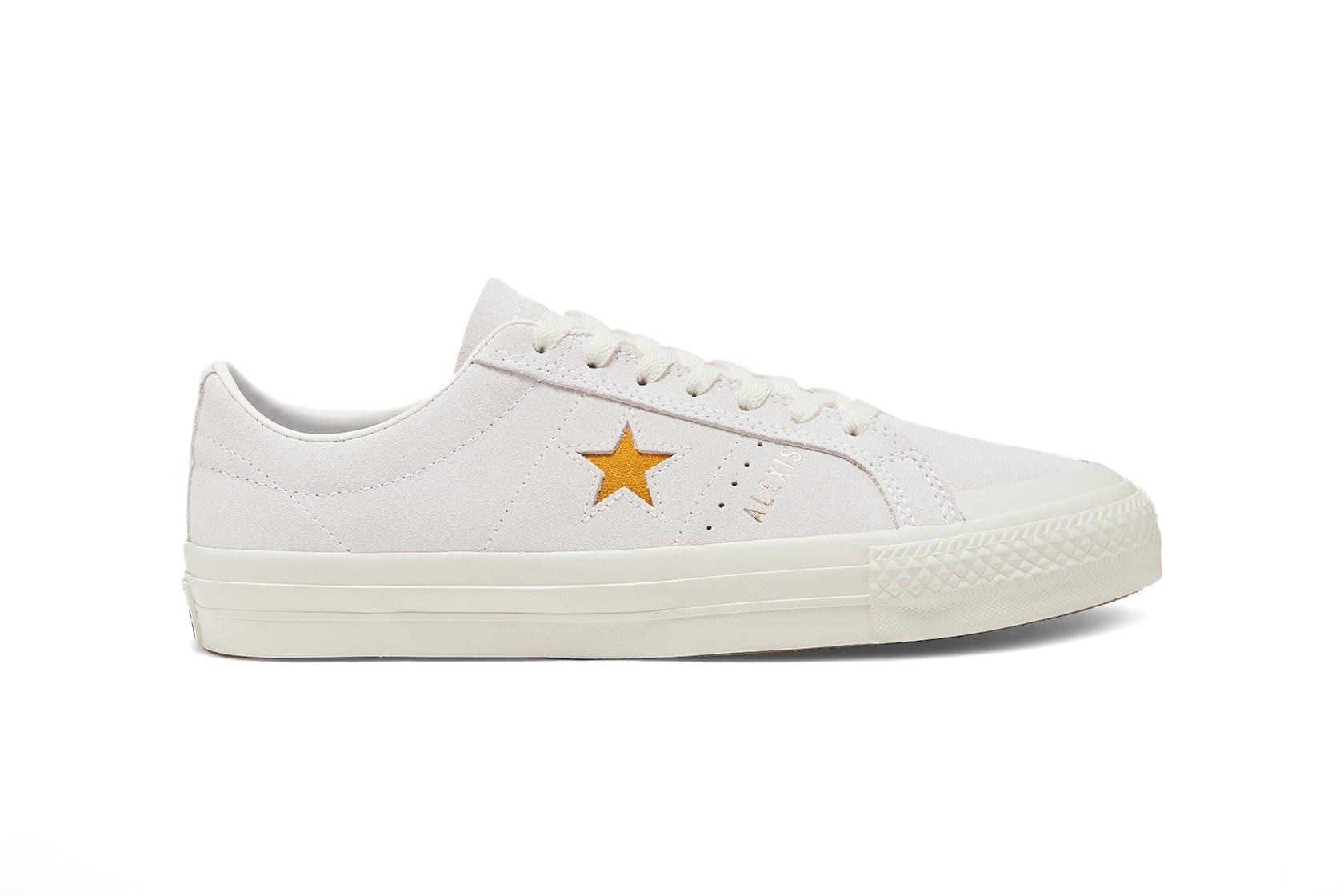 Alexis Sablone x Converse One Star Pro