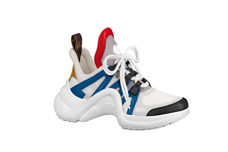 louis vuitton lv archlight beaubourg derby monogram shoes sneakers boots nicolas ghesquiere