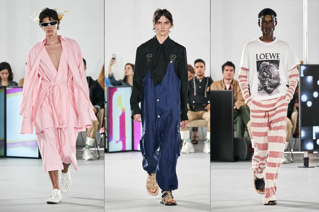 Best Shows Men's Fashion Week Spring/Summer 2020 Dior Kim Jones RIMOWA Sies Marjan ALYX Loewe Sacai Chitose Abe Celine