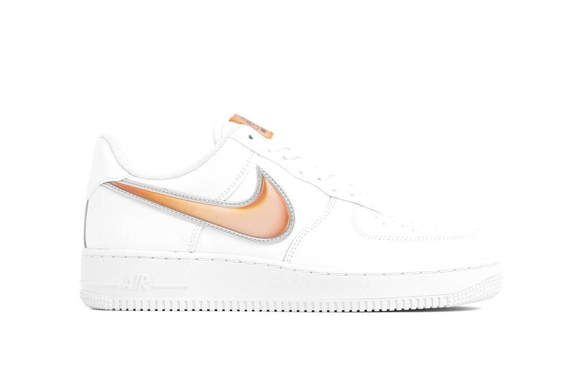 Nike Air Force 1 Best Spring Releases Sneaker Shoe Where To Buy Pink White Yellow Green