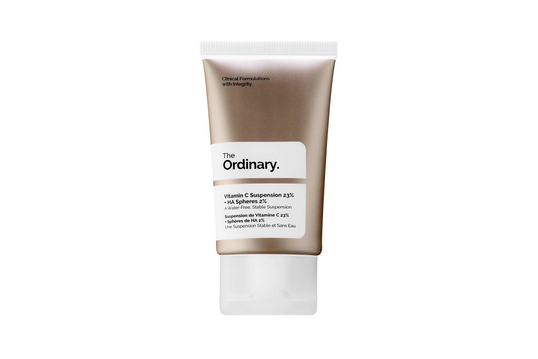The Ordinary Hyaluronic Acid Vitamin C Suspension Caffeine Solution Glycol Toning Solution Salicylic
